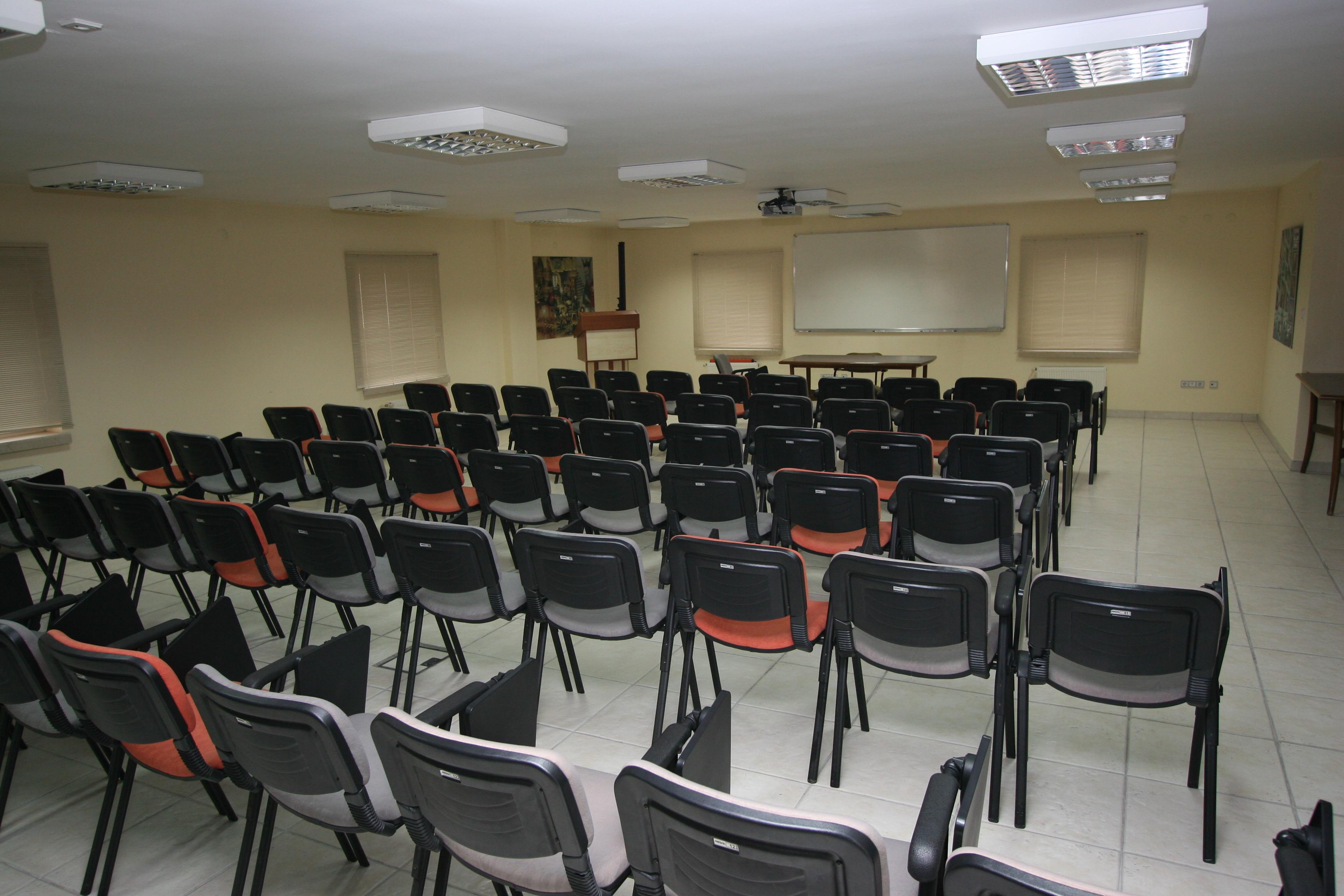 Derneğimizin eğitim salonu