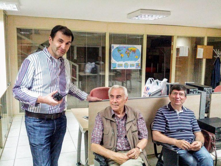 Yaesu VR-500 - Ankara Telsiz ve Radyo Amatörleri Kulübü