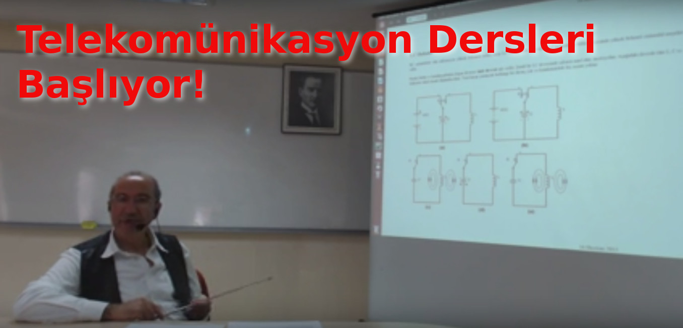 telekomünikasyon dersleri